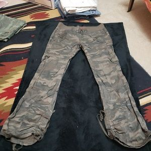 Unionbay camo pants